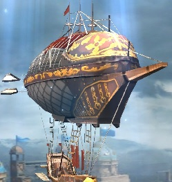 Guns of Glory Airship Icon