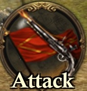 Guns of Glory Attack Icon