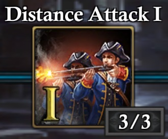 Guns of Glory Distance Attack