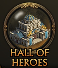 Guns of Glory Hall of Heroes
