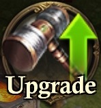 Guns of Glory Upgrade Icon
