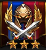 King of Avalon Alliance Conquest Icon