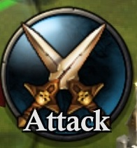 King of Avalon Attack Icon