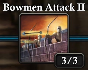 King of Avalon Bowmen Attack