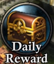 King of Avalon Daily Rewards Icon