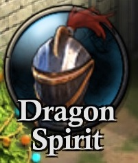 King of Avalon Dragon Spirit Icon