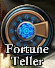 King of Avalon Fortune Teller Icon