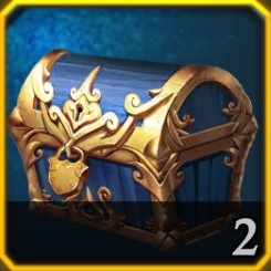 King of Avalon Noble Chest Icon
