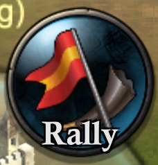 King of Avalon Rally Item Icon