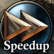 King of Avalon Speed Up Icon