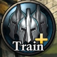 King of Avalon Training Icon