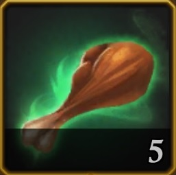King of Avalon Upkeep Reduction Item Icon