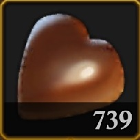 King of Avalon Valentines Chocolate Icon