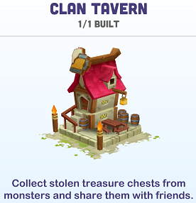 Kingdoms of Heckfire Clan Tavern Icon