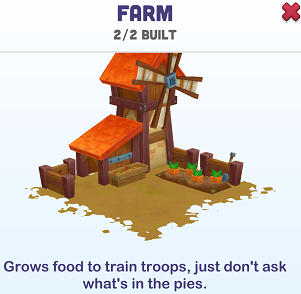Kingdoms of Heckfire Farm Icon
