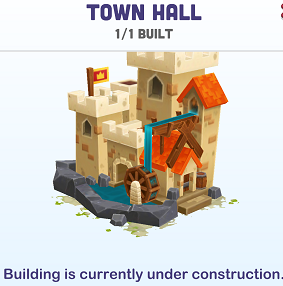 Kingdoms of Heckfire Town Hall Icon