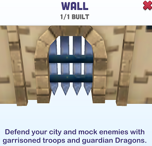 Kingdoms of Heckfire Wall Icon