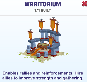 Kingdoms of Heckfire Warritorium Icon