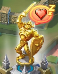 Lords Mobile Hero Statue Icon
