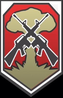 Mobile Strike Attack Insignia Icon