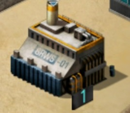 Mobile Strike Combat Lab Icon
