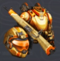 Mobile Strike Grand Guardian Icon