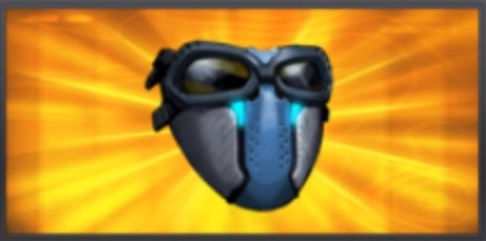 Mobile Strike Hardened Double Take Mask Icon