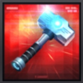 Mobile Strike Legendary Hammer Icon