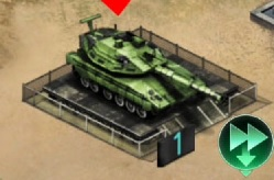 Mobile Strike Mobile Ops Building Icon