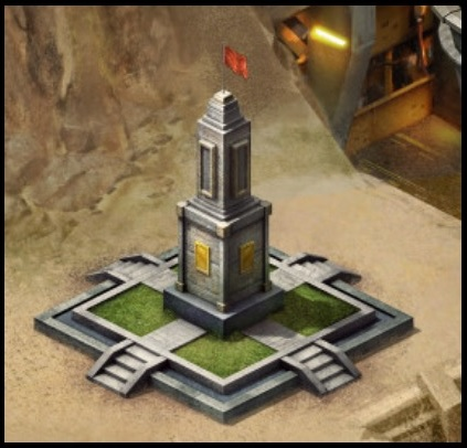 Mobile Strike Monument Icon