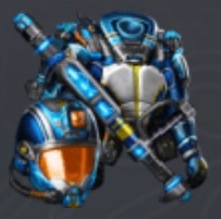 Mobile Strike Protector Icon
