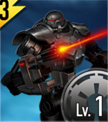 Star Wars Force Arena Imperial Sentry Droid icon