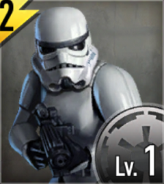 Star Wars Force Arena Stormtroopers Icon
