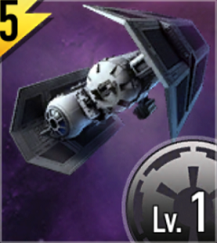 Star Wars Force Arena TIE Bomber Icon